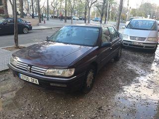 Peugeot 605 1995 necesita una puesta a punto