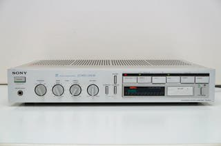 Amplificador SONY TA-AX4 55w Phono MM-MC