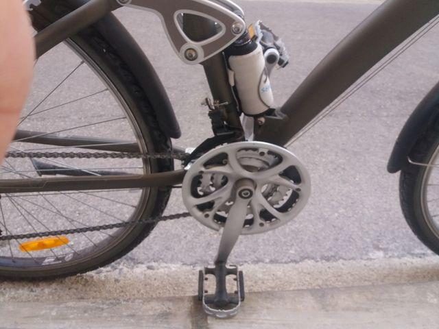 vendo bici de paseo