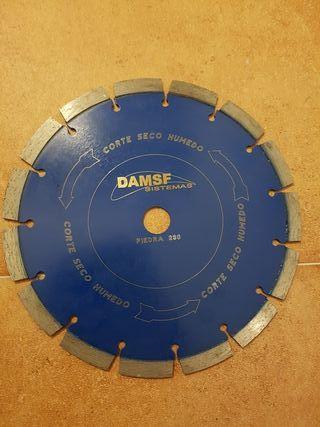 disco corte diamante
