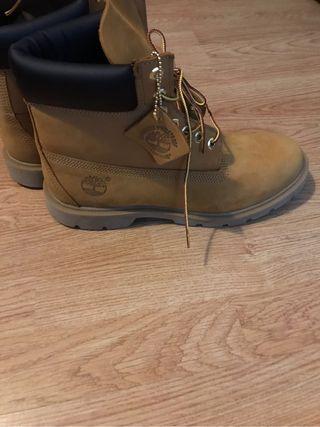 Zapatos hombre timberland