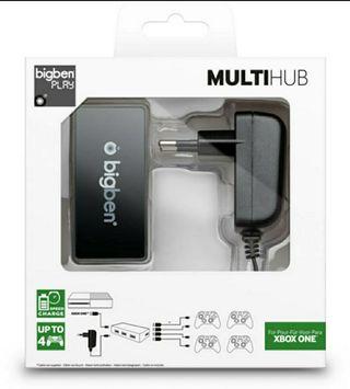 Multi Hub 4x Xbox One/360/PS3