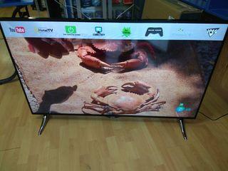 """TV SMART 55"""" UHD 4K nuevas con garantia"""