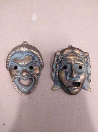 Máscaras de Bronce.