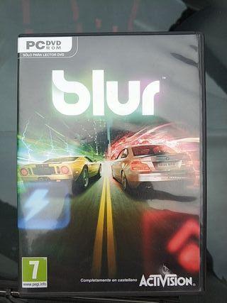 Videojuego Blur PC