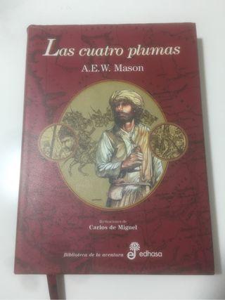Las cuatro Plumas (A.E.Mason)