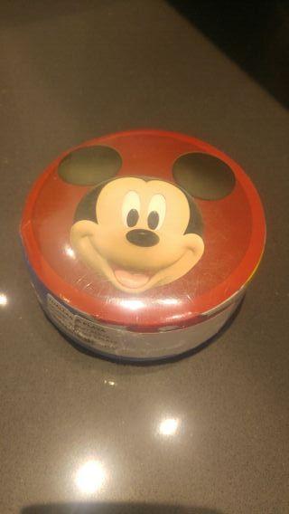 Toalla de playa comprimida de Mickey Mouse