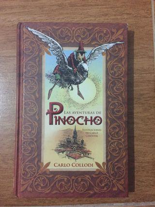 Las aventuras de Pinocho.