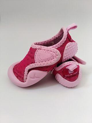 Zapatillas bebé domyos Talla 20-21