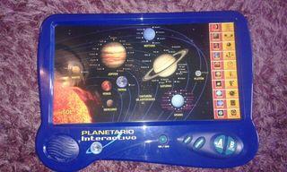 Planetarium interactivo