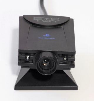 CAMARA web EYE TOY PS2 webcam nueva