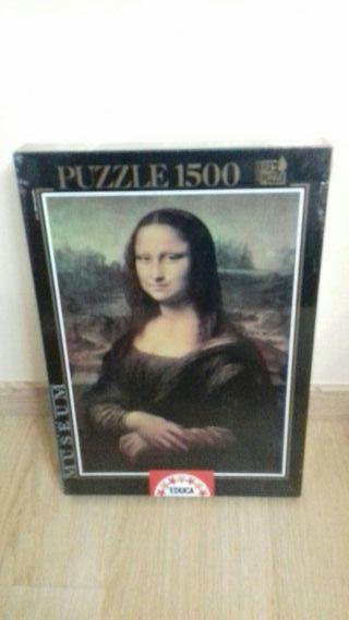 Puzzle Nuevo Gioconda