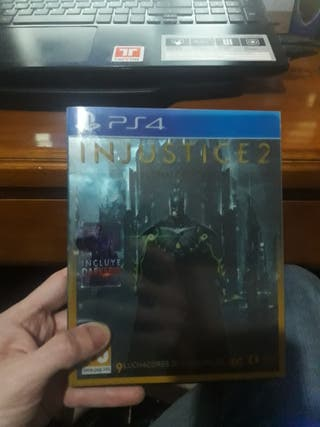 Injustice 2 Edicion Completa
