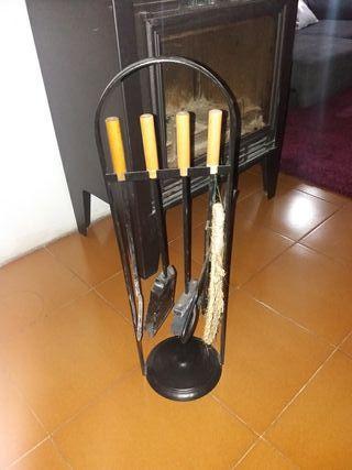 accesorios de estufa