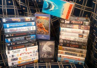 Colección lote video VHS