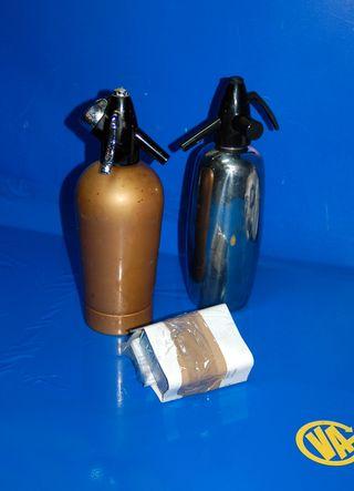 Dos sifones BOC made in england-con recambios