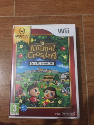Animal Crossing para Wii