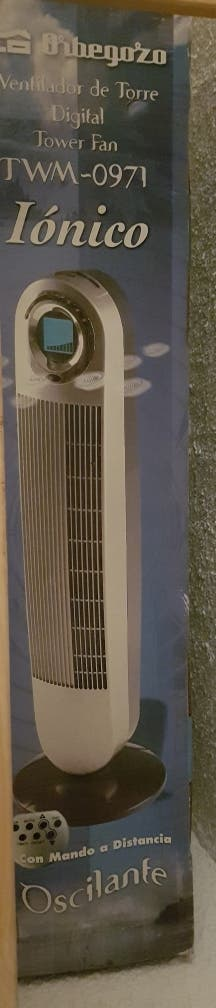 ventilador orbegozo