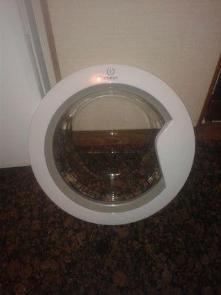 puerta lavadora indesit modelo iwe81282
