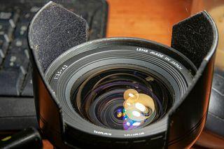 sigma 21-35mm f3.5-4.2 para Nikon AF ff y dx