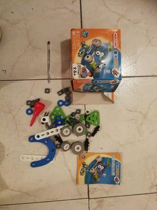 juguete mecano