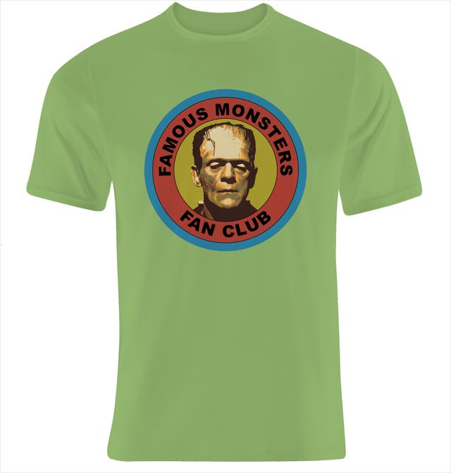 Camiseta FAMOUS MONSTER FAN CLUB nueva elige tall