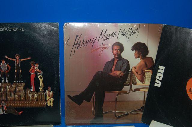 Lote de 10 Maxi singles LPs vinilos años 70