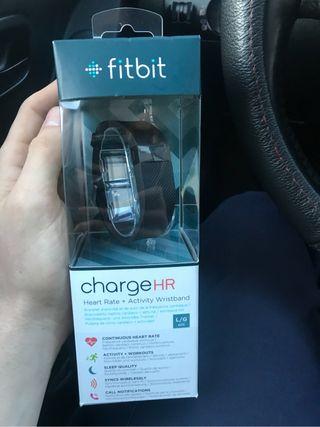 Fitbit hd