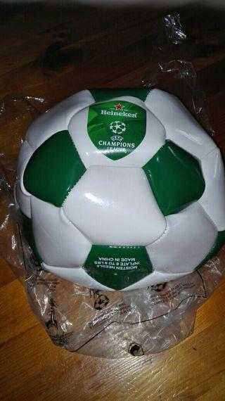 Balón de fútbol Heineken