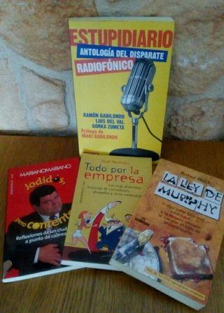 Libros de humor