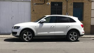 Audi Q5 s-line interior e exterior + techo