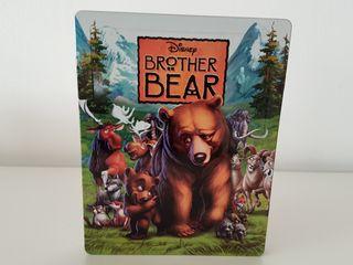 steelbook hermano oso disney