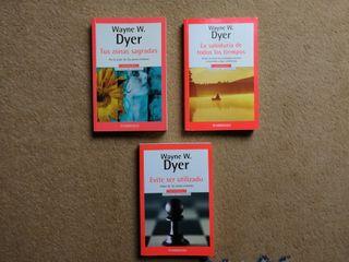 Pack de libros de Wayne Dyer