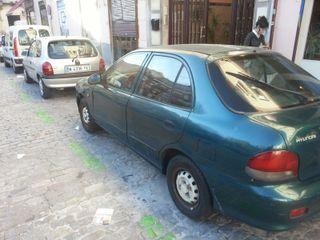 Hyundai Accent 1999 negociable