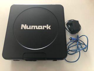 Tocadiscos Portatil NUMARK USB