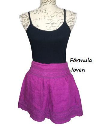 3 X 2!!! Minifalda FÓRMULA JOVEN