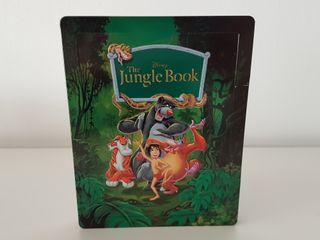 steelbook el libro de la selva disney