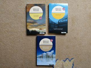 Pack de libros de Brian Weiss