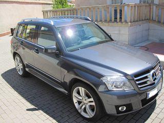 Mercedes-Benz GLK 320 CDI 4MATIC