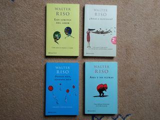 Pack de libros de Walter Riso
