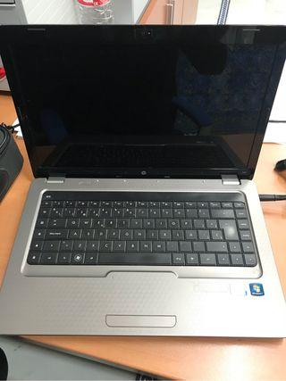 Portatil HP G62