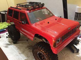 Crawler Axial SCX10