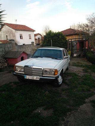 mercedes-benz 240 d w123 1979