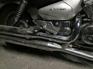 moto 250 cc