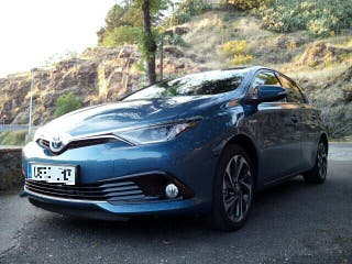 Toyota Auris Feel Hybrid 140H