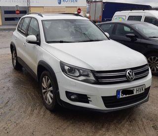 Volkswagen Tiguan 2014 tdi 2.0 140 cv