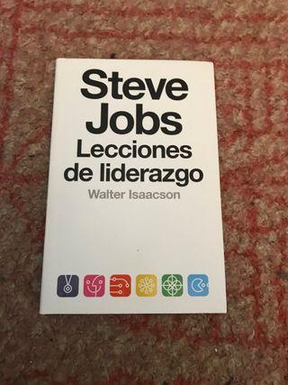 Libro lección de liderazgo