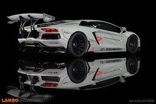 Maqueta Lamborghini Aventador LB 1/18 GT Spirit