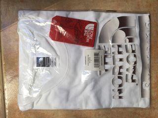 Camiseta Supreme North Face L