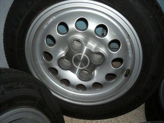 """Llantas Peugeot GTI 14"""" x 6"""""""